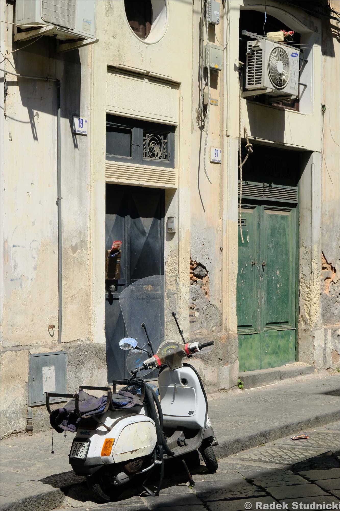 Ulice Katania