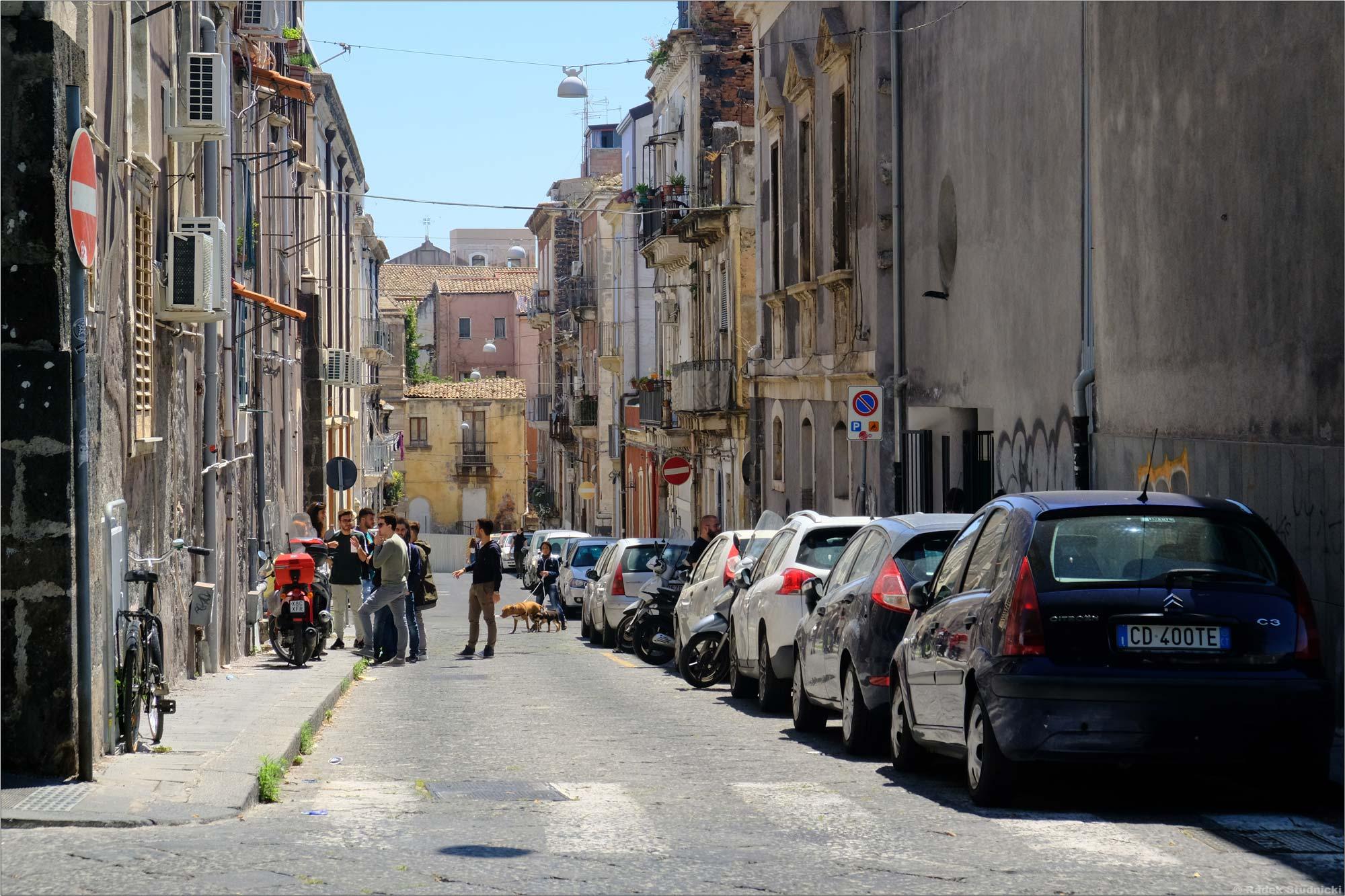 Ulice Katanii