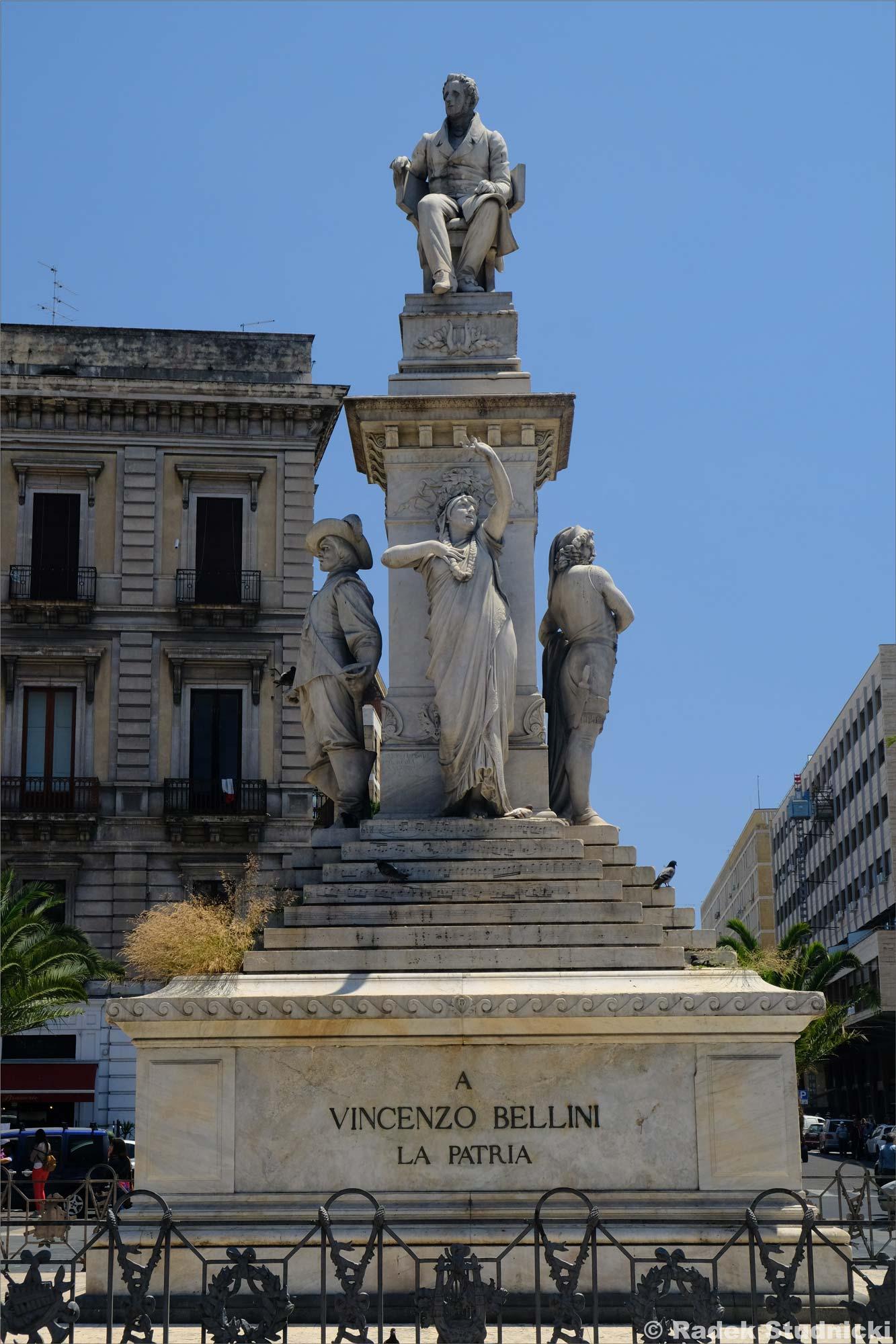 Pomnik Belliniego