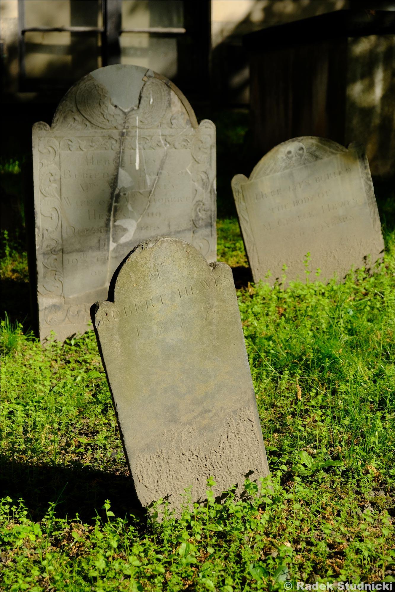 Cmentarz Old Granary
