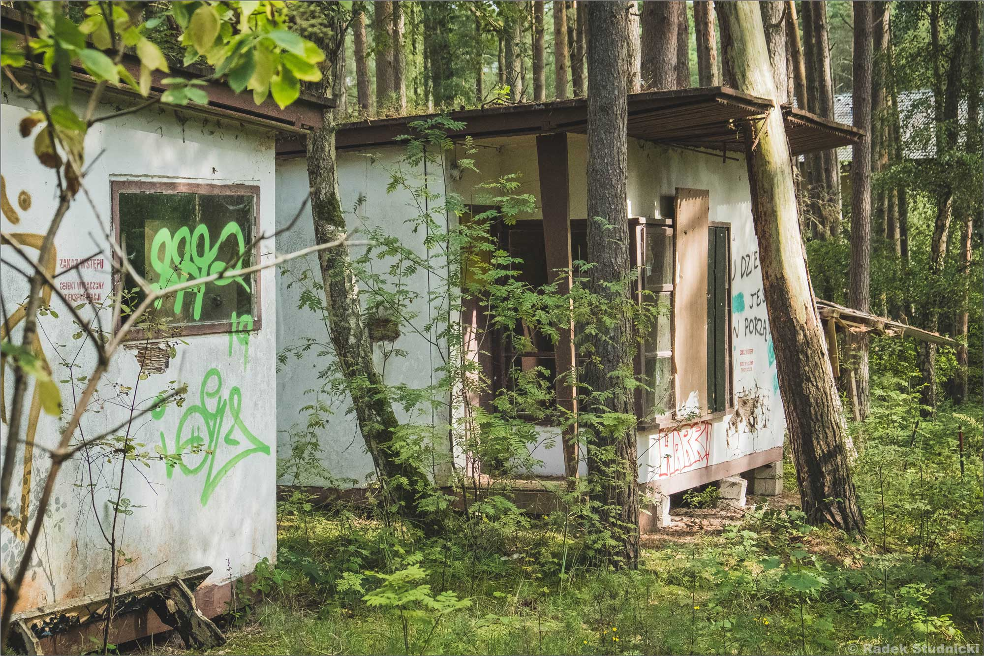 Opuszczony resort