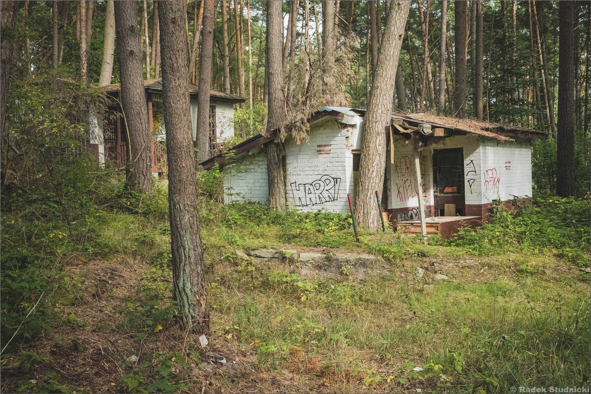 Pogorzelica jak Czarnobyl