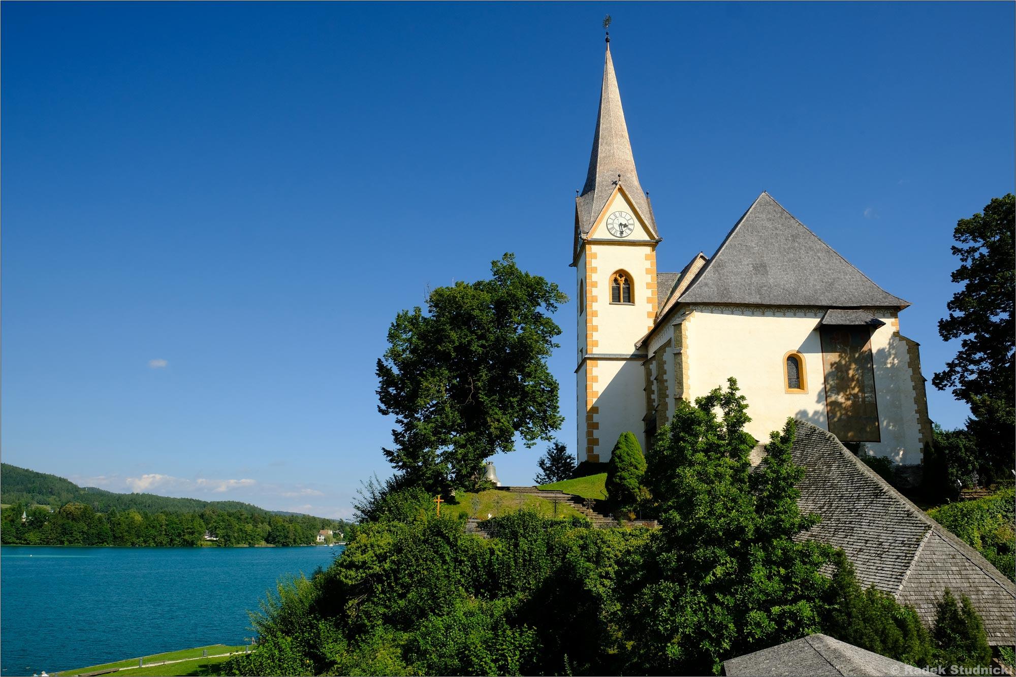 Kościółek w Karyntii