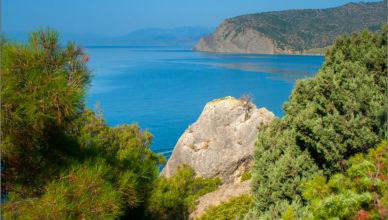 Krym: Morze Czarne