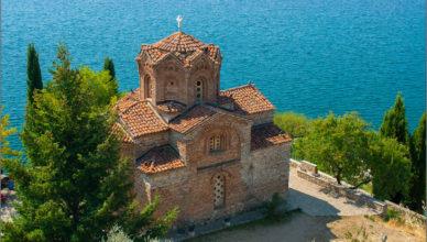 Ochryda: Cerkiew św.Jana Kaneo