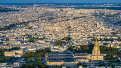 Paryż na fotografiach