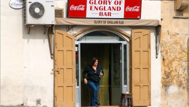 Angielski pub na Malcie