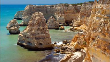 Algarve na fotografiach