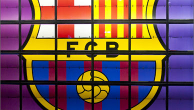 Barcelona i futbol