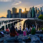 Najlepszy widok na Manhattan