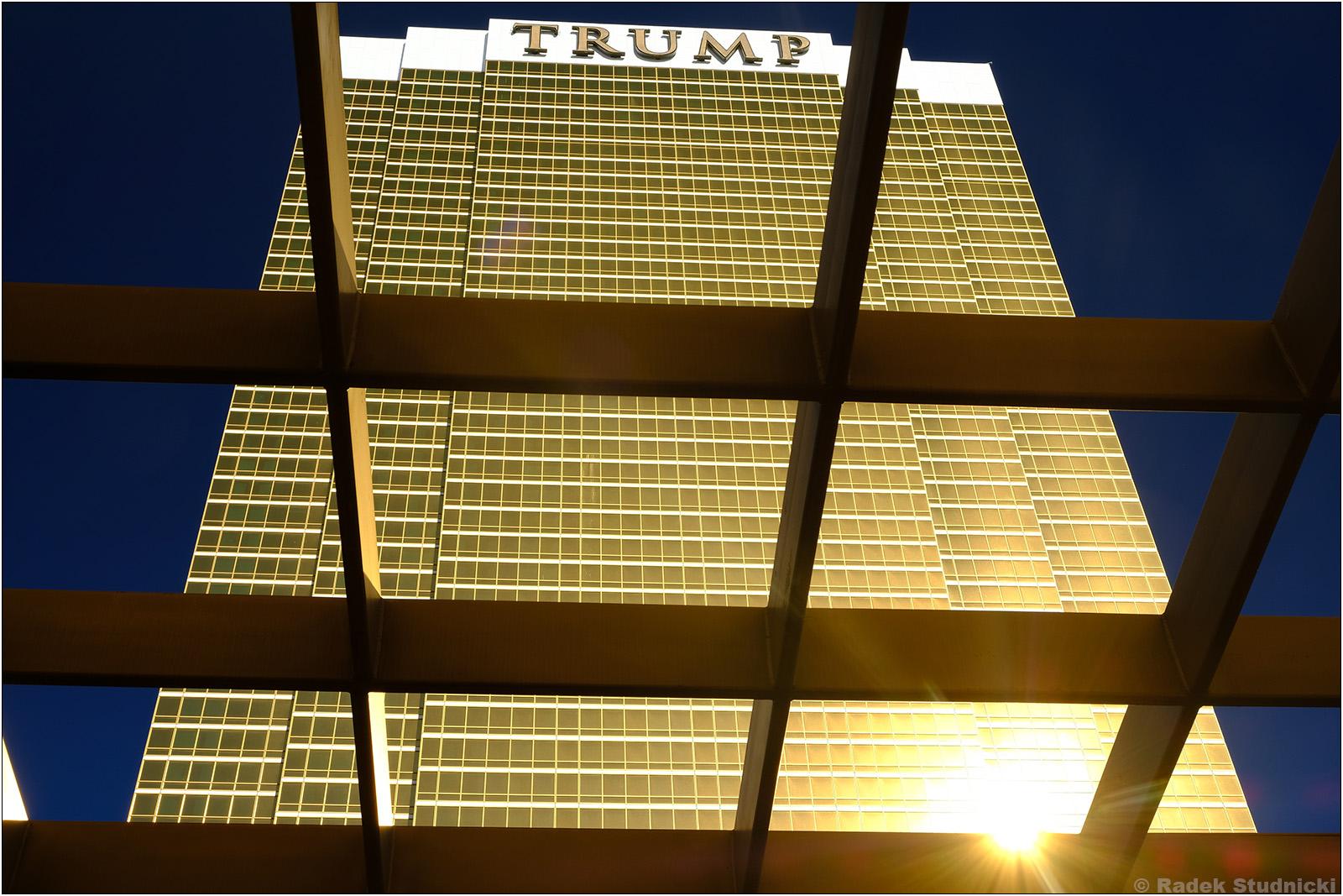 Hotel Trump w Las Vegas