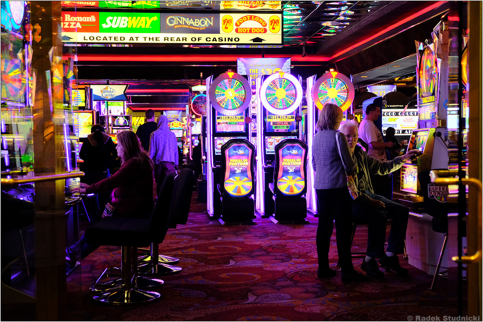 Kasyno w Vegas