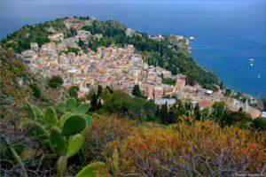 Taormina - perła Sycylii