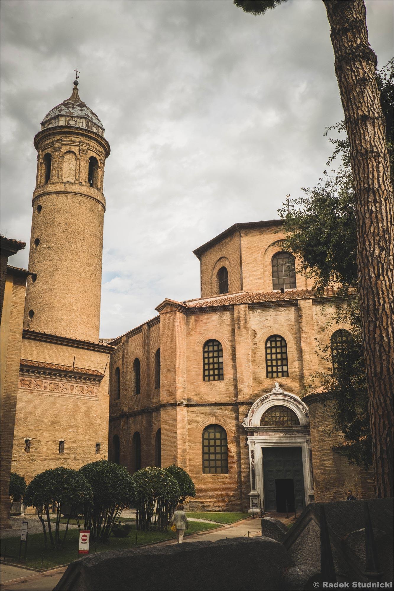 Bazylika św.Witalisa w Rawennie