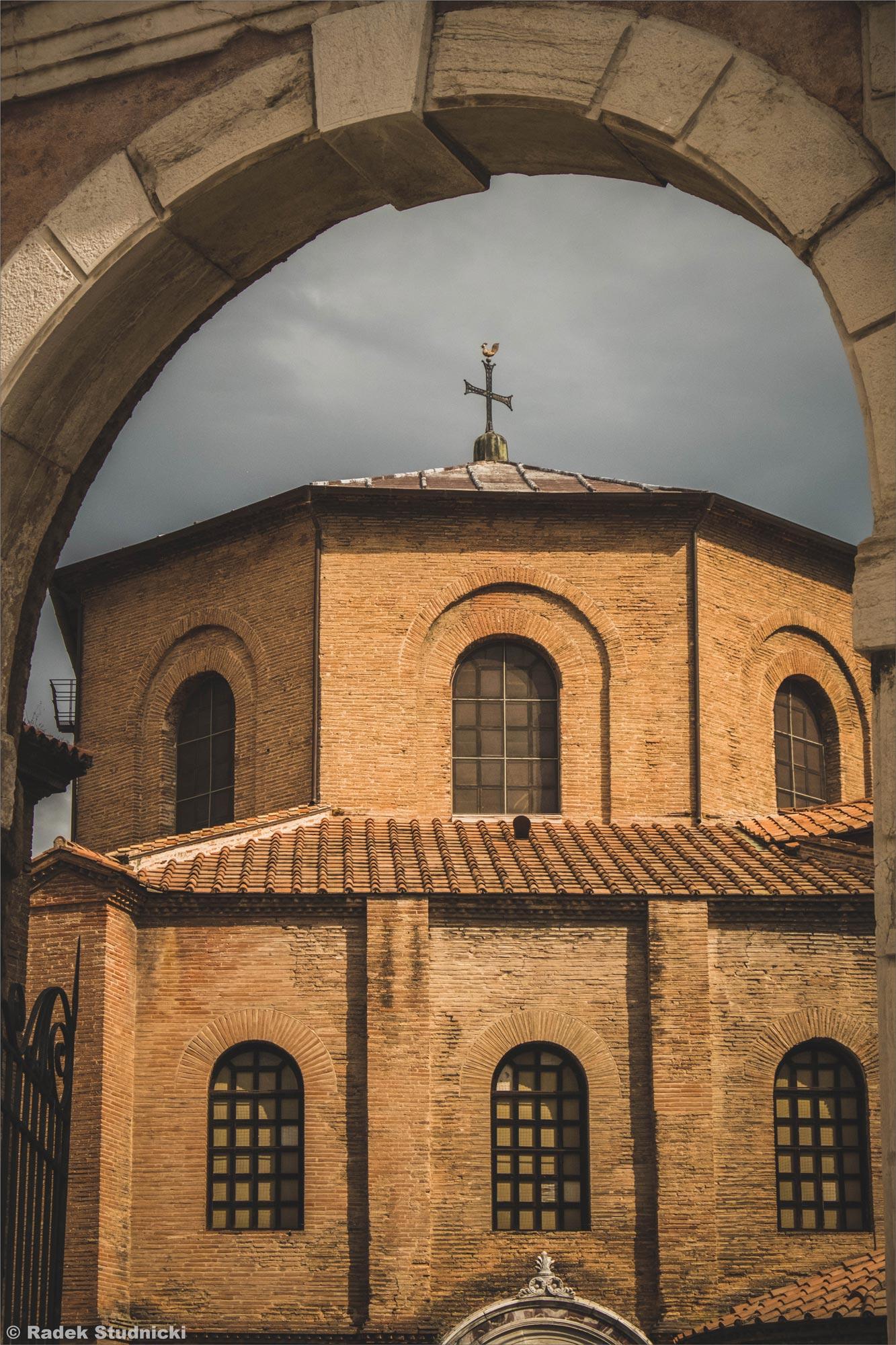 Kościół św.Witalisa w Rawennie