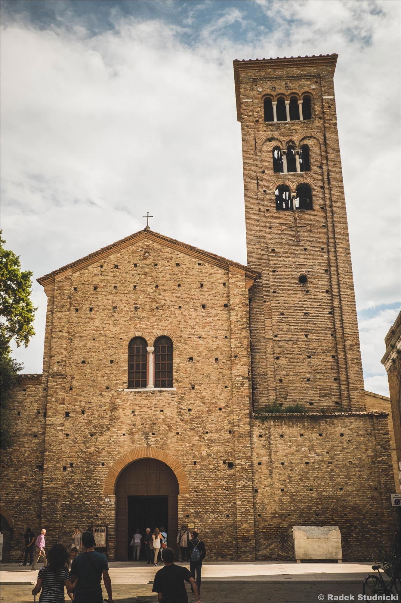 Bazylika św.Franciszka w Rawennie
