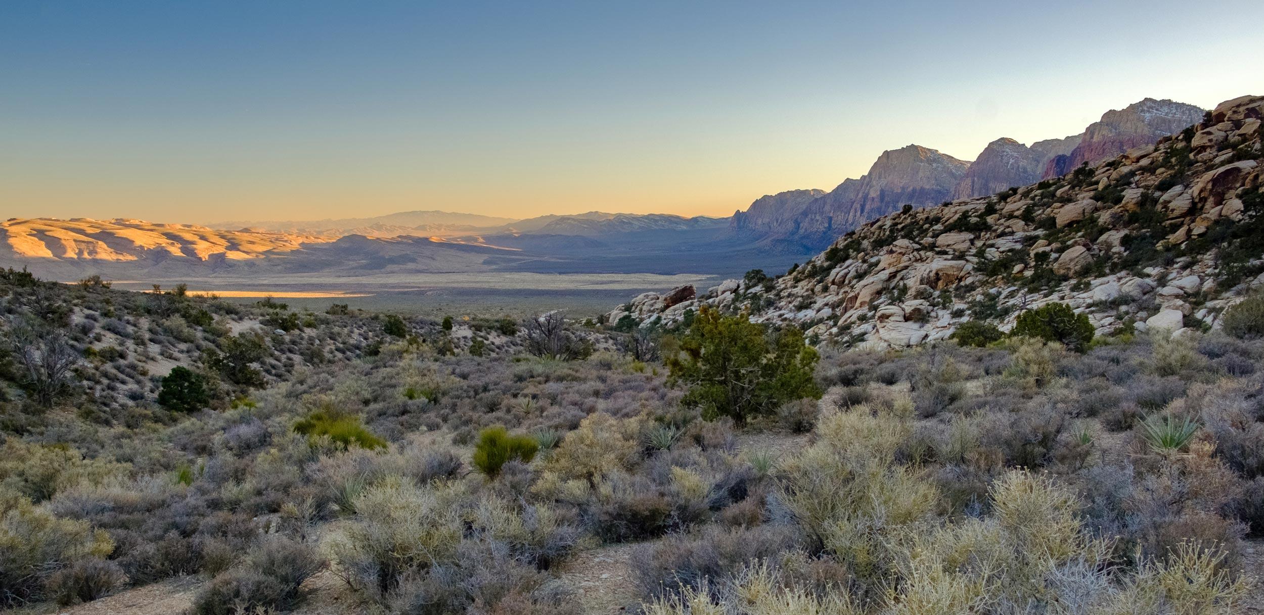 Red Rock Canyon koło Las Vegas