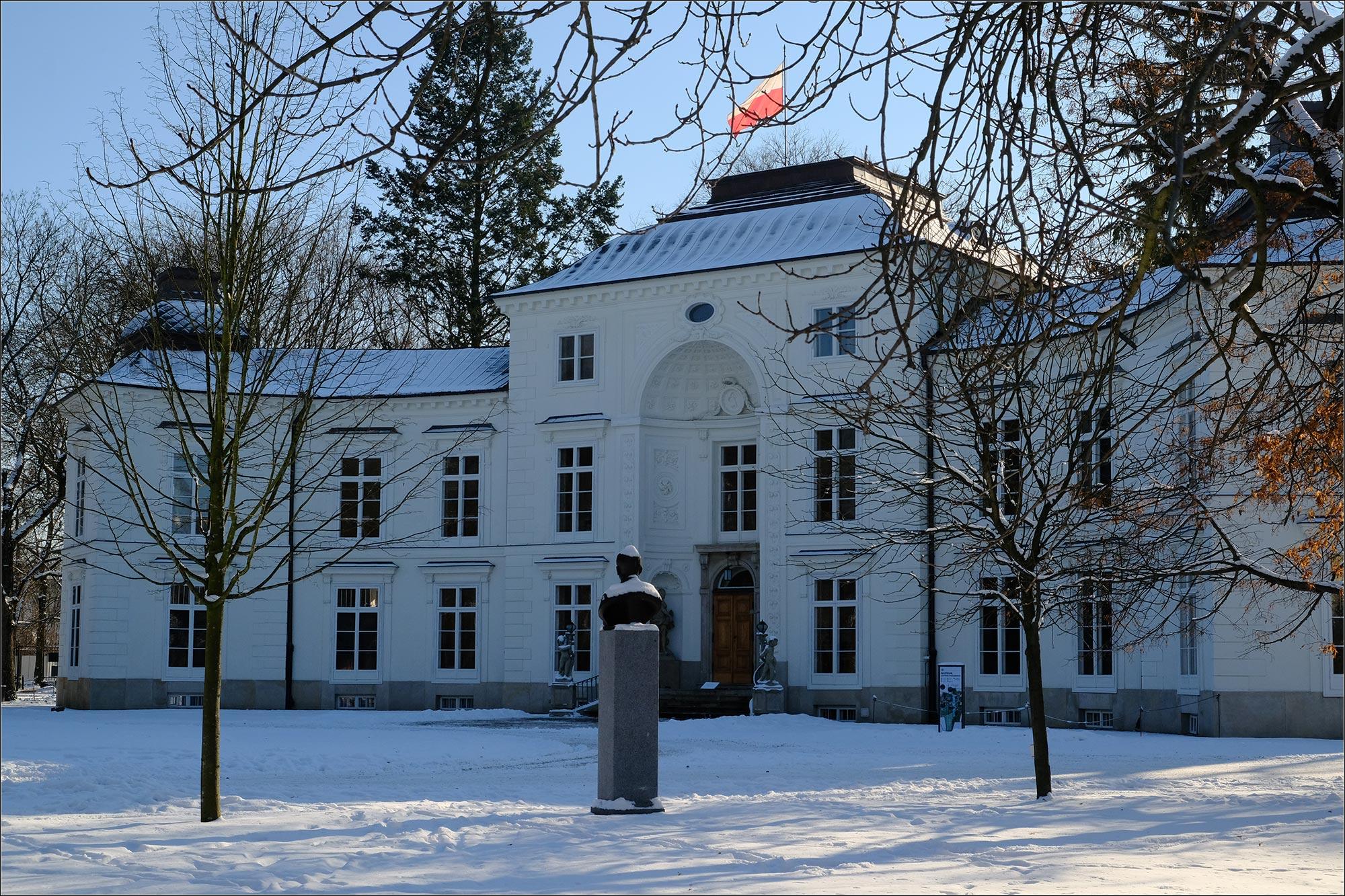 Pałac Myślewicki