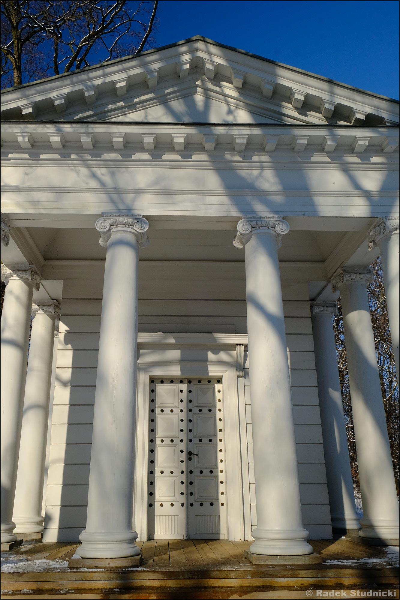Świątynia Sybilli w Warszawie