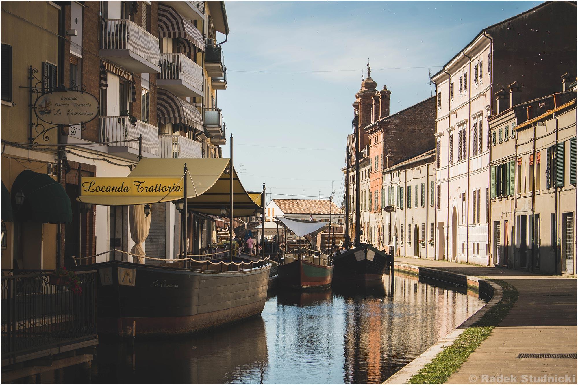 Comacchio czyli Mała Wenecja