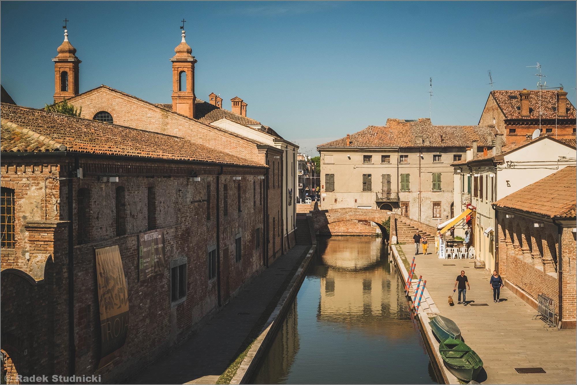 Comacchio, Mała Wenecja