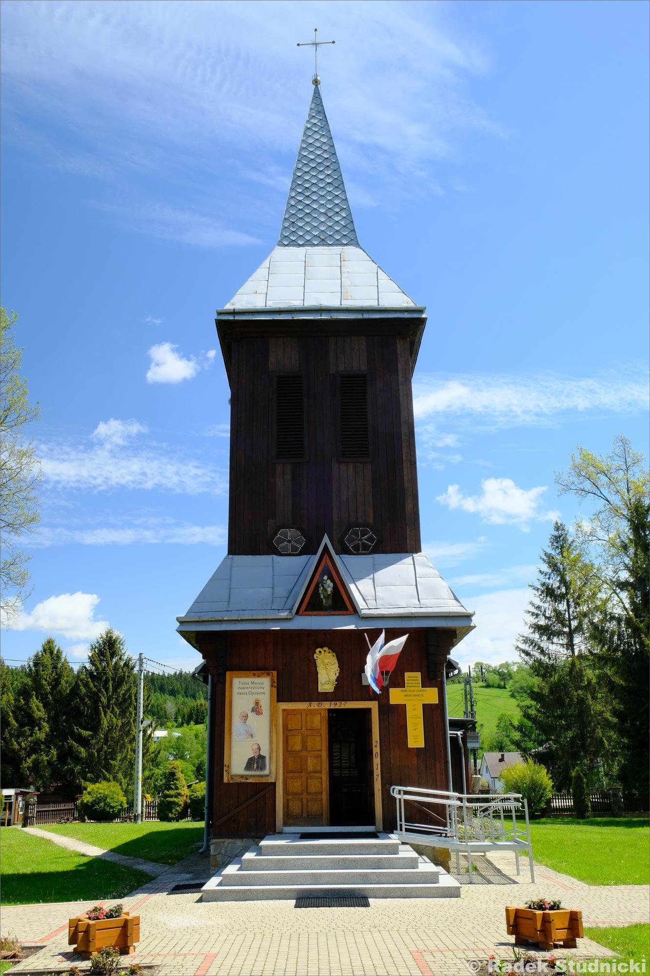 Kościół w Komańczy