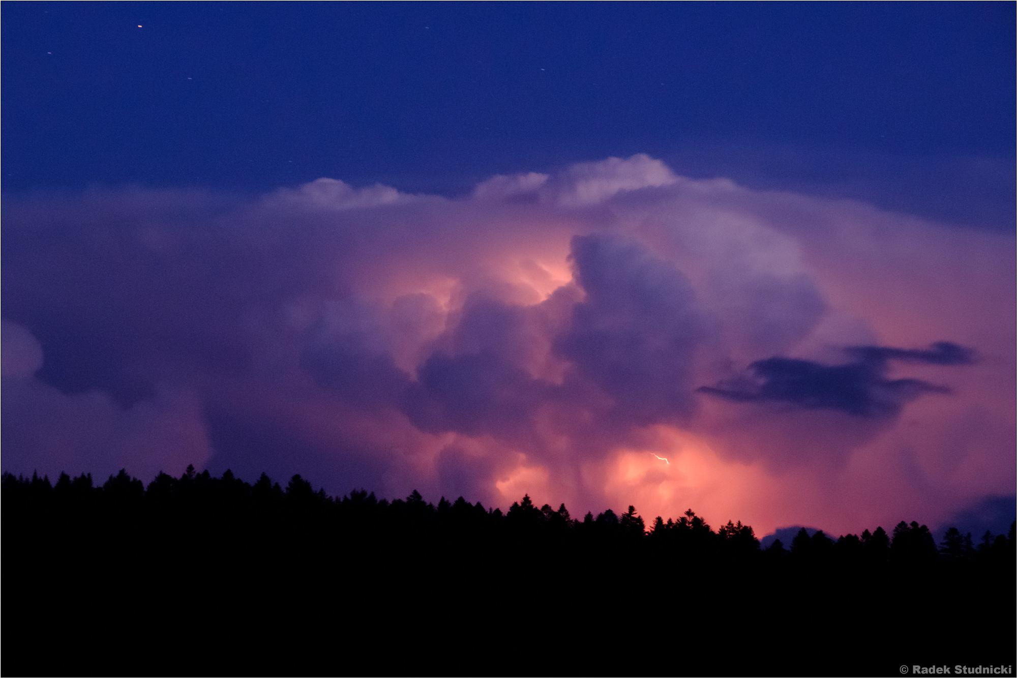 Burza w chmurze
