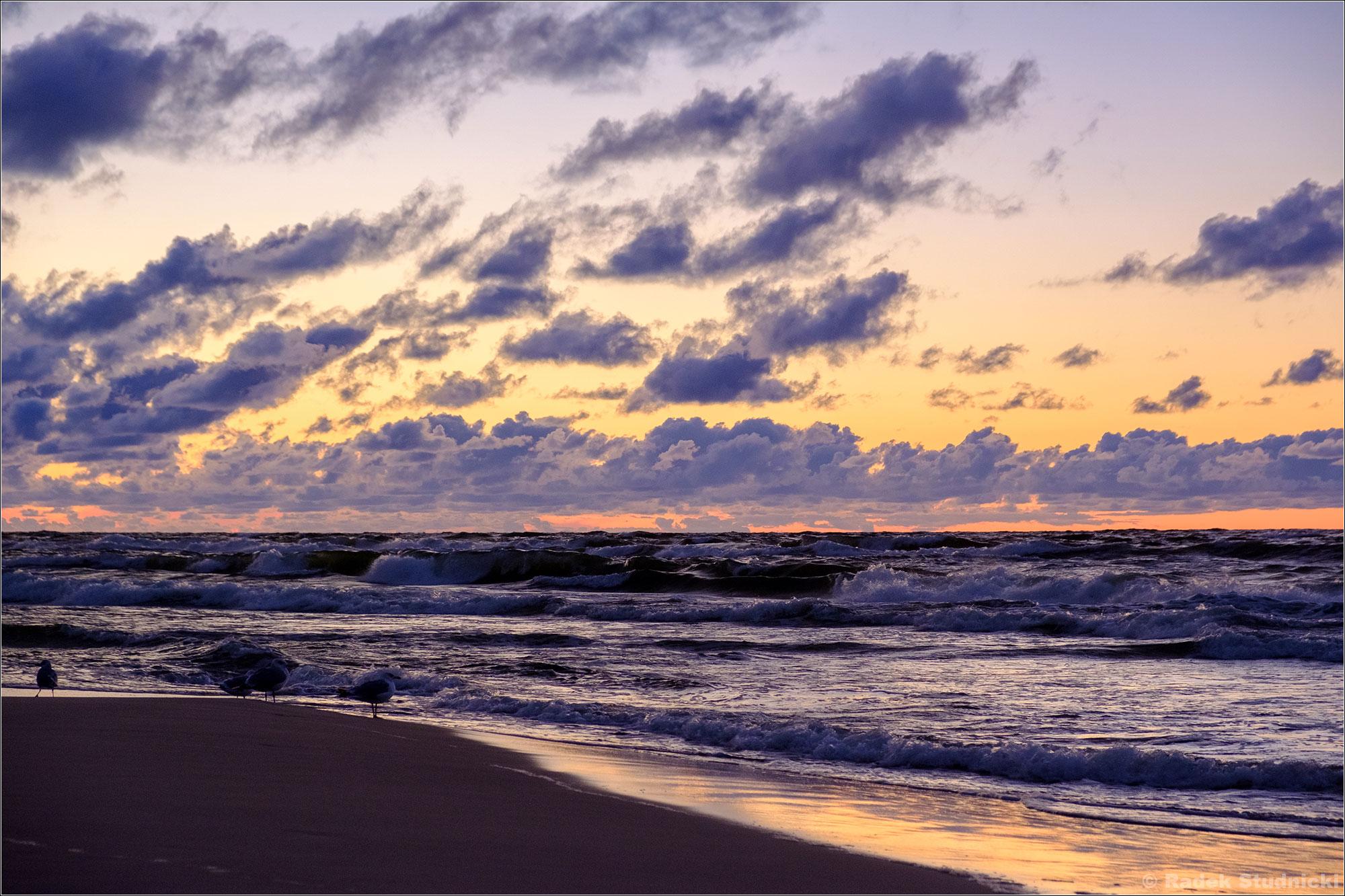 Morze Bałtyckie - zachód
